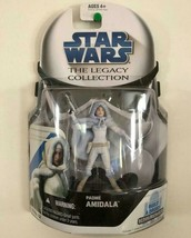 Star Wars Legacy Collection 2008 BD 12 Padme Amidala Droid Factory R7-T1 - $15.83