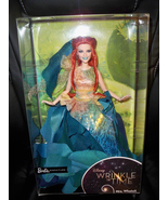 Pop Culture Disneys Mrs. Whatsit Signature Barbie Doll NRFB Reese Wither... - $89.99