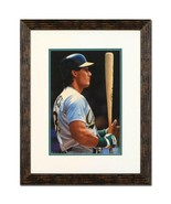 Daniel M. Smith-Jose Canseco-Framed Orig Painting/Hand Signed/COA-List $... - $2,180.25