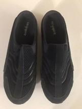 EASY SPIRIT Women's Comfort Clogs/Slip On - Navy Blue - Size US 9.5  - $22.25 CAD