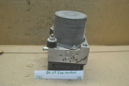 05-07 Ford Freestyle ABS Pump Control OEM 6F932C346AB Module 136-17D2 - $17.99