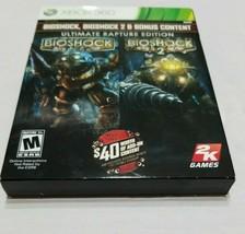 BioShock Ultimate Rapture Edition (Microsoft Xbox 360, 2013) Tested - $19.79