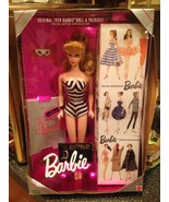 Barbie 35th Anniversary Special Edition Reproduction of Original 1959 Do... - $49.99