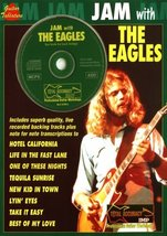Jam with the Eagles: Guitar/Vocal, Book & CD Eagles - $5.89