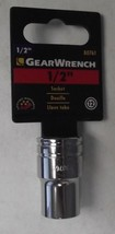 "GearWrench 80761 1/2"" Drive 1/2"" SAE Standard 12 Point Socket - $2.48"
