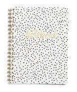 FRINGE STUDIO Notesmark Journal Lined Pages, Spiral Bound 7.25in W x 9.7... - $28.09