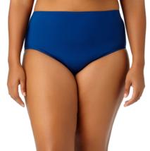 Liz Claiborne High Waist Swimsuit Bottom Plus Size 16W, 18W, 20W, 22W, 24W $54   - $24.99