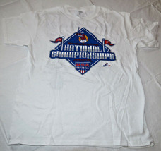 2017 National Championships USA softball Gildan Heavy Cotton S/S T shirt... - $10.68