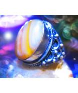 FREE W $200 Haunted RING PARADISE JANNA DJINN Genie VESSEL 925 AGATE Cas... - $0.00