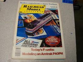 Railroad Model Craftsman magazine June 1985 - $5.94