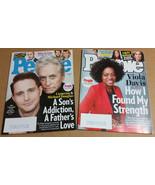 People Magazine LOT ( 9/30 & 10/28, 2019) Viola Davis, Michael Douglas - $5.50