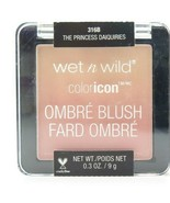 Wet N Wild ColorIcon Ombre Blush, 316B The Princess Diaquiries *Twin Pack* - $15.25