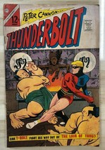 PETER CANNON, THUNDERBOLT #53 (1966) Charlton Comics VG/VG+ - $9.89