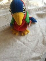 """MWMT/Ty Original """"Jabber"""" The Parrot (Two Available!!) - $300.00"""