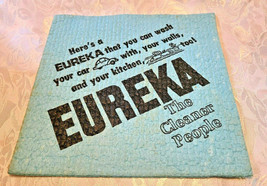 WETTEX Eureka The Cleaner People Advertising Chamois - Sweden image 1