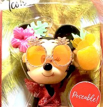 "2020 Disney Island Icon Mini Mouse 8"" Poseable Doll Jakks Pacific - $99.95"