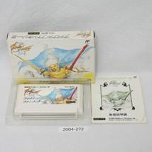 Nintendo NES Final Fantasy III 3 Con / Caja Laboral Japón 2004-272 - $27.18