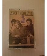 JEFF HEALEY BAND SEE THE LIGHT CASSETTE,, GREAT TUNES FAST SHIP! - $5.44