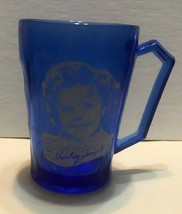 DEPRESSION GLASS-- HAZEL ATLAS SHIRLEY TEMPLE CUP - $34.95