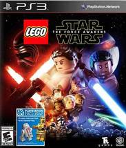 LEGO STAR WARS:FORCE AWAKENS  - PlayStation 3 - (Brand New) - $24.25