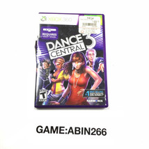 Dance Central 3 Microsoft XBOX 360 Harmonix PAL Kinect Musical Video Game - $17.12