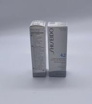 Lot Of 2 SHISEIDO Urban Environment Oil-Free UV Protector SPF 42 Sunscre... - $14.84