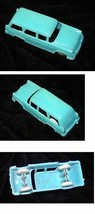 Blue Plastic Station Wagon  1950s Vintage Toy F&F Cereal Premium - $33.99