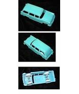 Blue Plastic Station Wagon  1950s Vintage Toy F&F Cereal Premium - $33.99