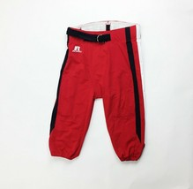 Russell Athletic Blitz Team Football Pant Men's Large Red White Black F4... - $34.65