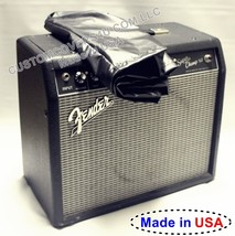 Fender '57 Custom Deluxe Guitar Amp Dust Cover WATER REPELLENT + EMBROID... - $26.11