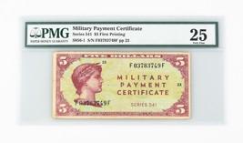1958 MILITAR US PAGO CERTIFICADO vf-25 PMG MPC serie 541 P.sm41 - $2,208.79