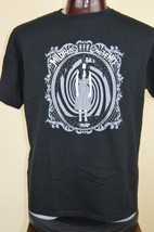 Mildred & the Mice I Like Mine Dead Jack White XL Mens Black Graphic T Shirt  - $106.81