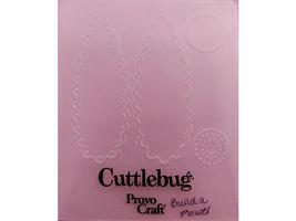 Provo Craft Cuttlebug Build a Flower Die & Embossing Folder Set image 5