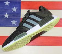 Adidas Originals NMD R1 Boost Men's Training Shoe Night-Cargo/Green/Whit... - $79.10+