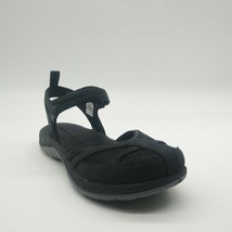 Merrell Womans Siren Wrap Closed Toe Ankle Strap Sandal Black Cushion SZ... - $49.49