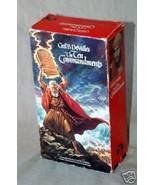 The Ten Commandments (1998, VHS) - $4.90