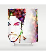 Shower curtains art shower curtain Prince 2 dig... - $69.99