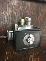 Dejur ELECTRA Automatic 8 mm movie camera with ... - $23.38
