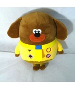Hey Duggee Huggable Duggee Stuffed Plush Toy with Sound Barking All Ages - $14.84