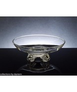 """Steuben Crystal 8"""" Console Footed Bowl - $179.00"""