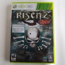 Xbox 360 Risen 2 - Dark Waters Microsoft 2012 - $11.63