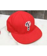 Philadelphia Phillies New Era On Field Ball Cap American Flag 4th July R... - $27.72