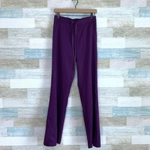 Healing Hands Purple Label Taylor Scrub Pants Stretch 9095T Womens XST X... - $16.82
