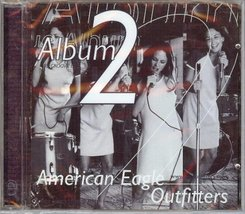 American Eagle Outfitters: The Blue Album, Volume 2 Compilation [Audio C... - $1.99
