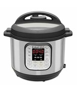 Instant Pot Duo 7-in-1 Electric Pressure Cooker, Sterilizer, Slow 6-QT - $102.19