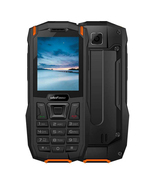 ulefone armor mini orange waterproof shockproof dustproof wireless fm ce... - $58.99