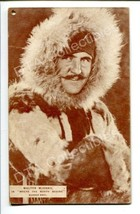 WALTER MCGAIL-WHERE THE WHITE NORTH BEGINS-ARCADE CARD G - $16.30