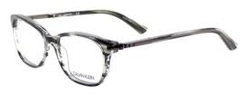 Calvin Klein CK7984 003 Women's Eyeglasses Frames Grey Horn 51-16-135 + ... - $62.32