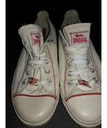 Mens Shoes by Lonsdale London Canvas Sneakers Very Cool size US 10 UK 9 ... - $44.55
