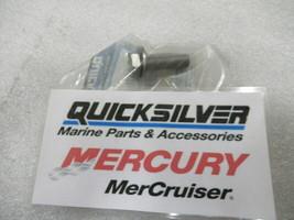 W16 Mercury Quicksilver 10-14000 1 Screw OEM New Factory Boat Parts - $16.67